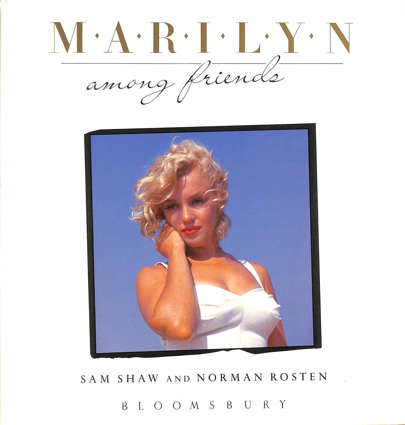 Image for Marilyn Among Friends