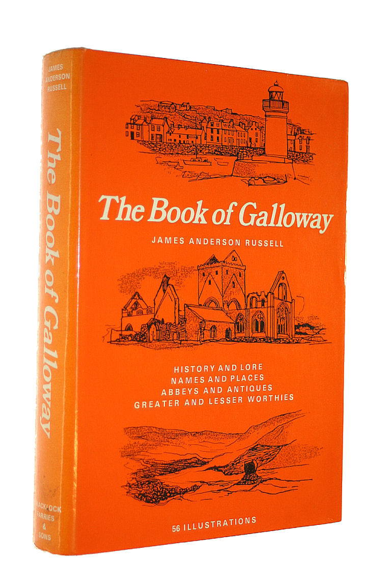 Image for The Book Of Galloway