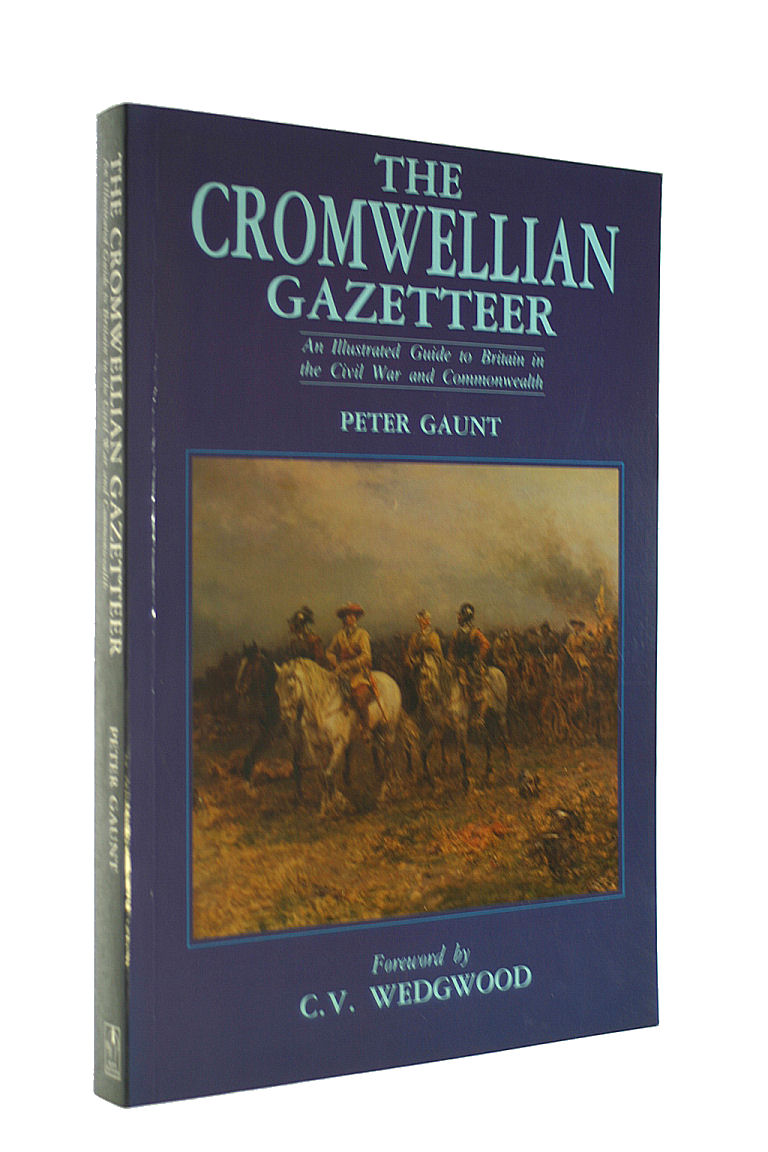 Image for The Cromwellian Gazetteer: An Illustrated Guide to Britain in the Civil War and Commonwealth (Sutton History Paperbacks)
