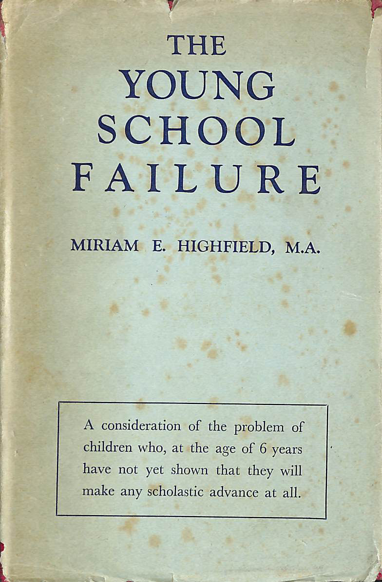Image for The Young School Failure