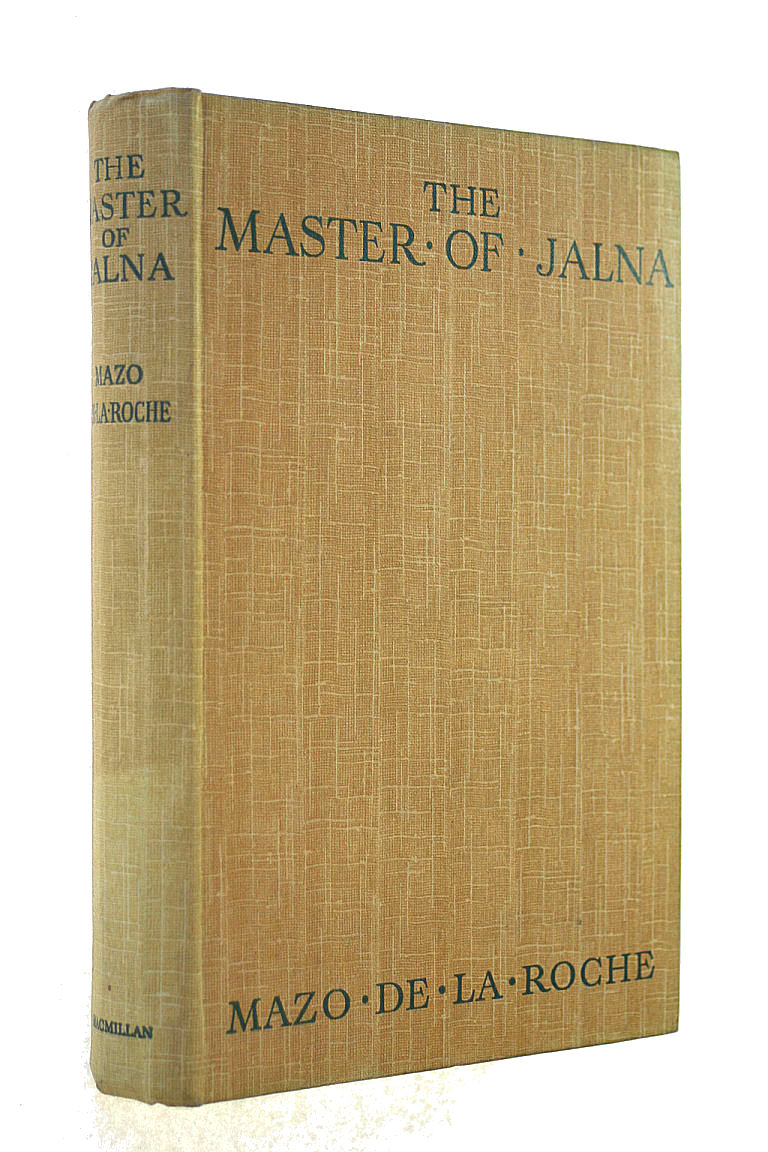 Image for The Master Of Jalna