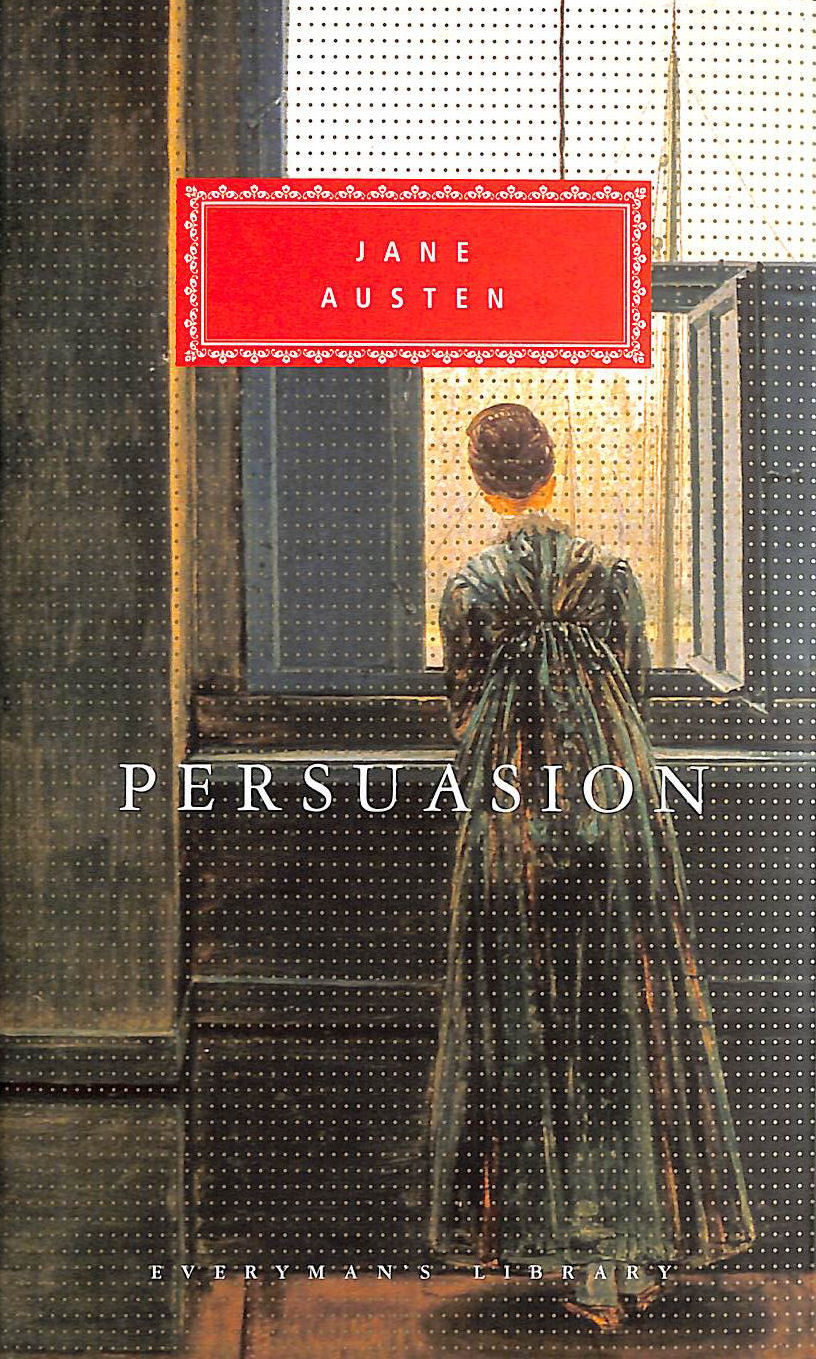 Image for Persuasion (Everyman's Library Classics)
