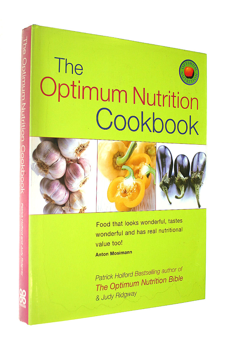 Image for The Optimum Nutrition Cookbook (Optimum Nutrition Handbook)