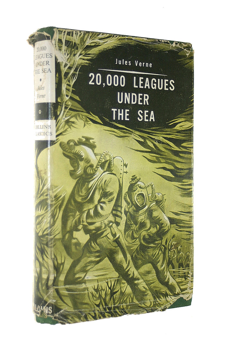 Image for 20,000leagues under the sea