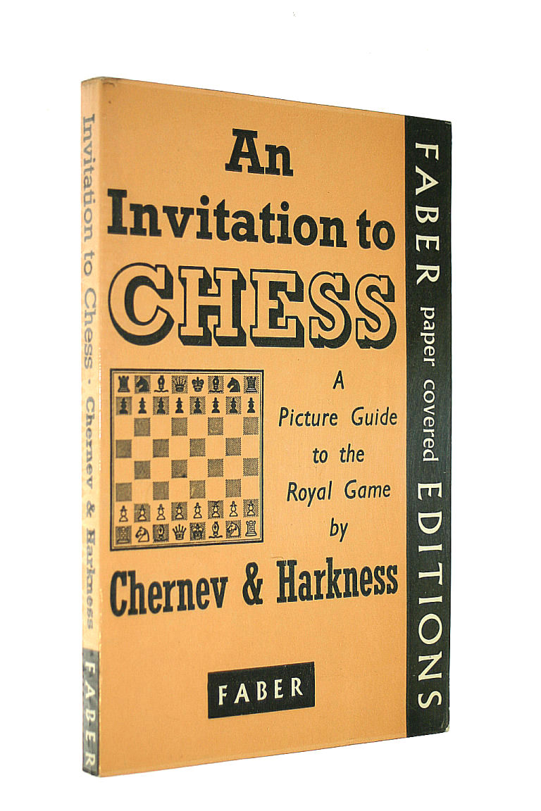 Image for An invitation to chess: A picture guide to the royal game