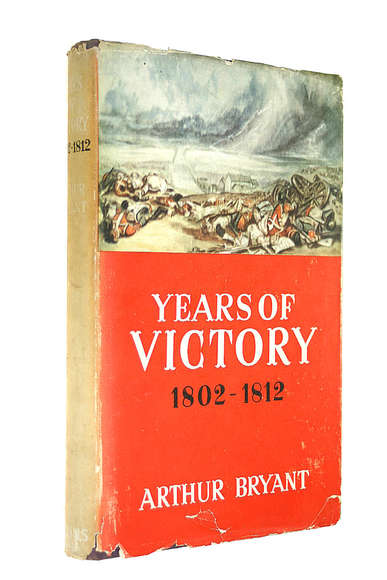 Image for Years of victory, 1802-1812