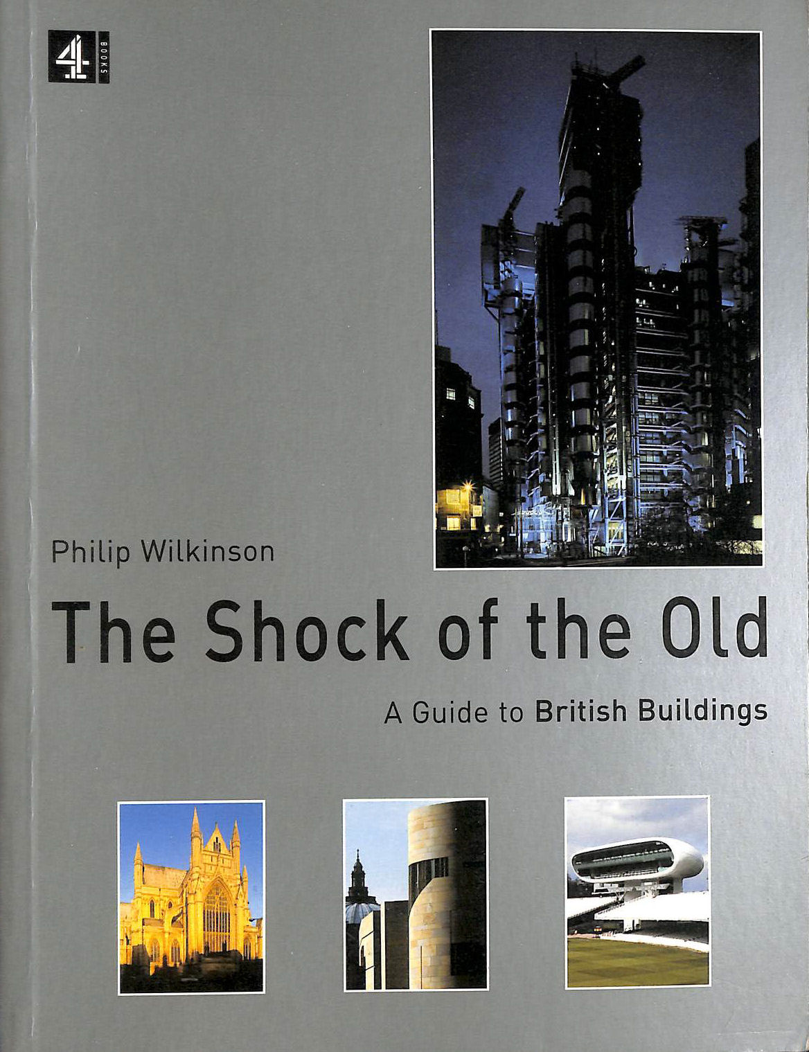 Image for The Shock of the Old: A Guide to British Buildings