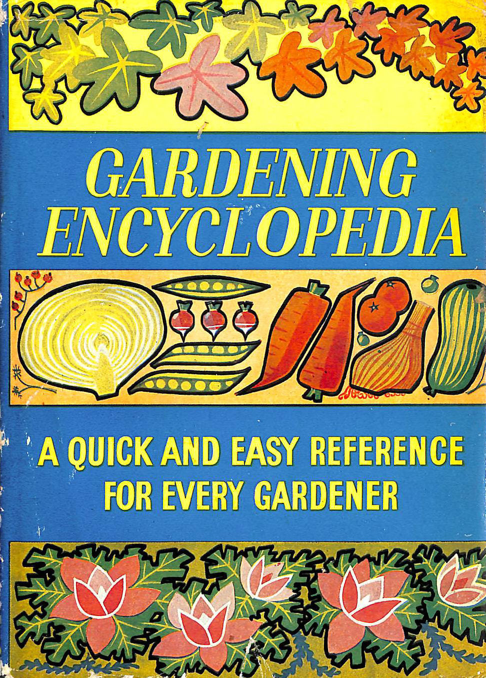 Image for Gardening Encyclopedia