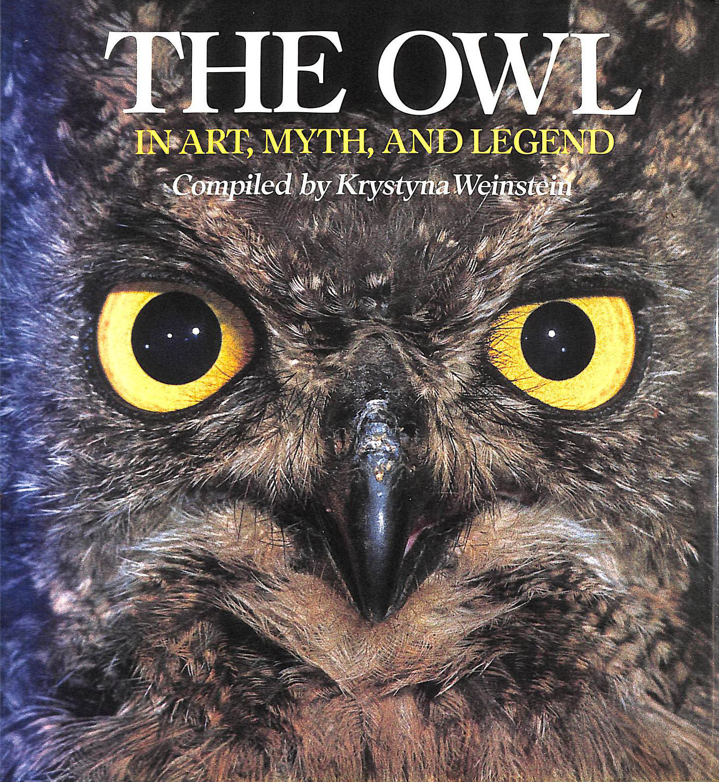 Image for The Owl in Art, Myth, and Legend