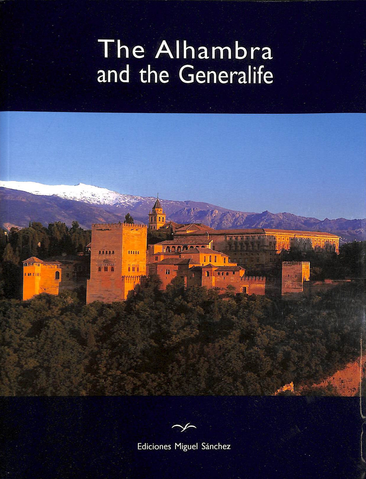Image for The Alhambra and the Generalife