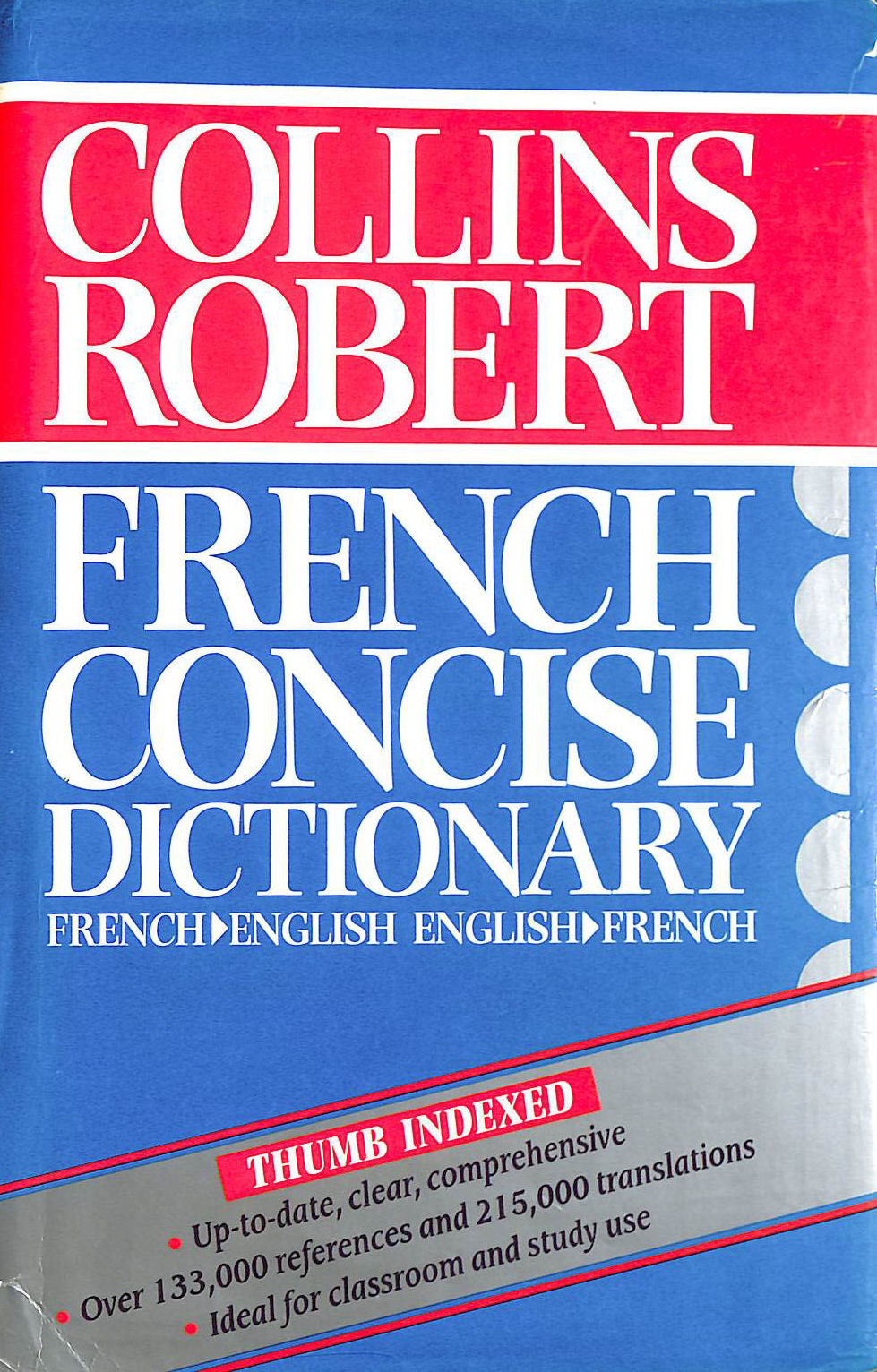 Image for Collins-Robert Concise French Dictionary