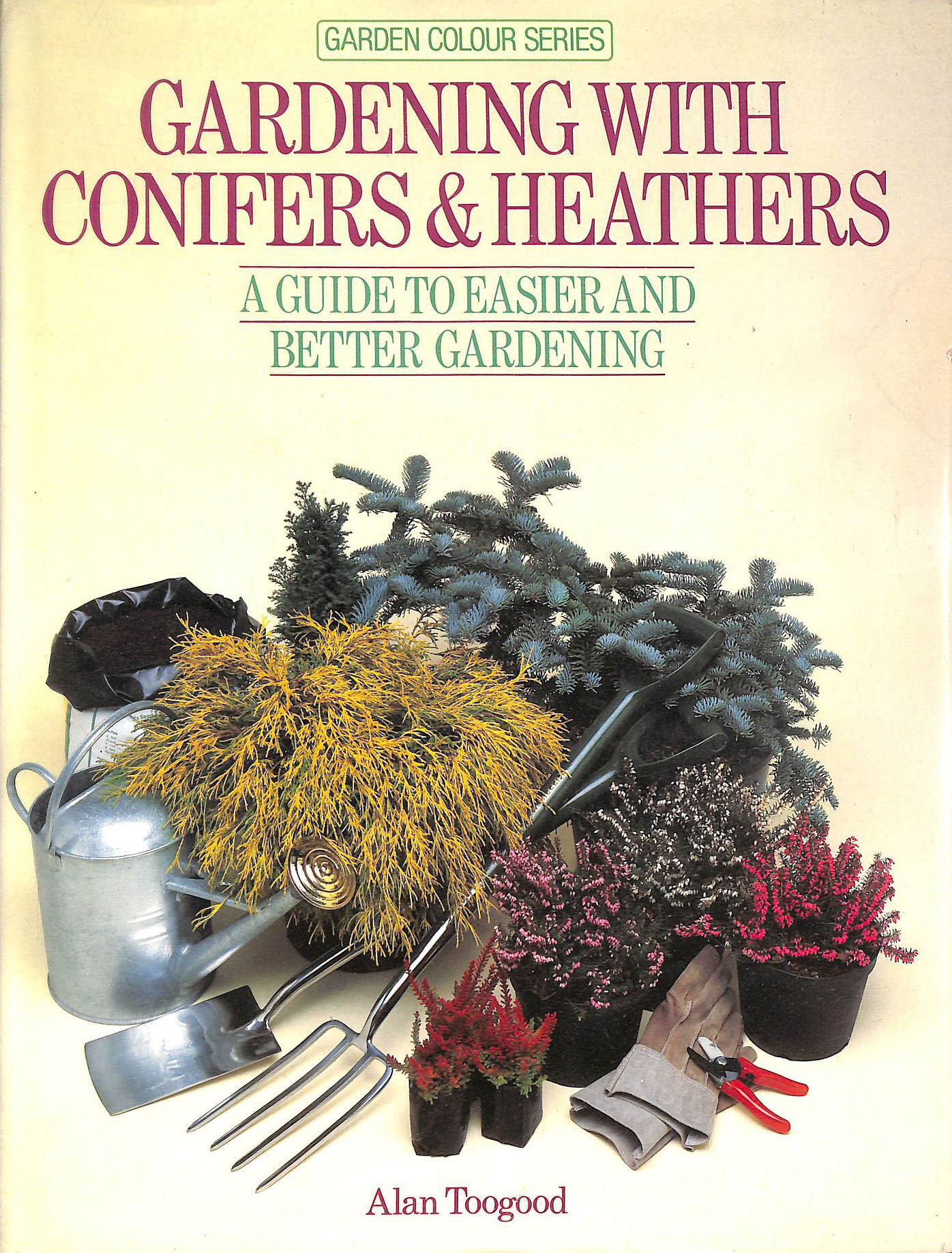 Image for Gardening with Conifers and Heathers (Garden colour series)