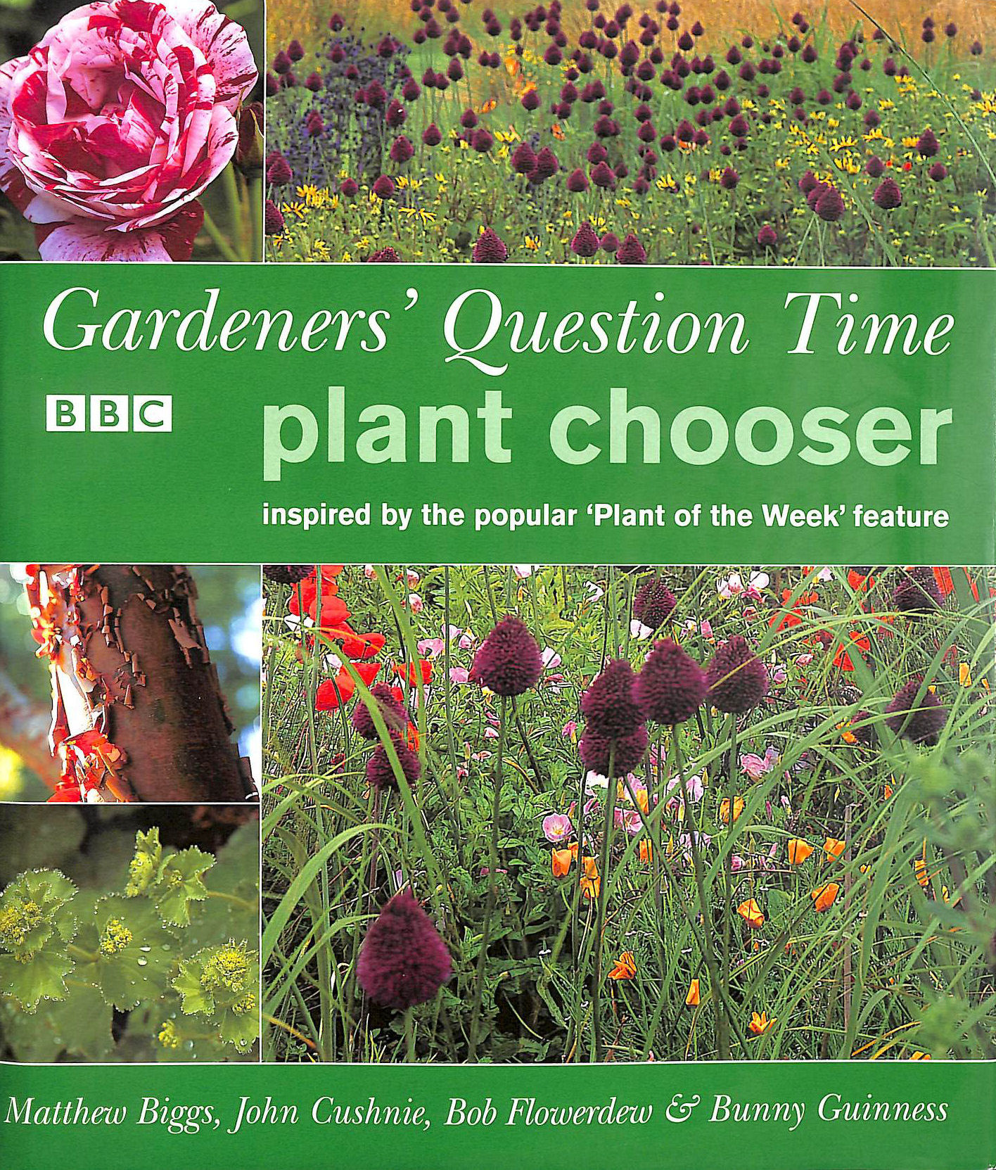 Image for Gardeners' Question Time Plant Chooser