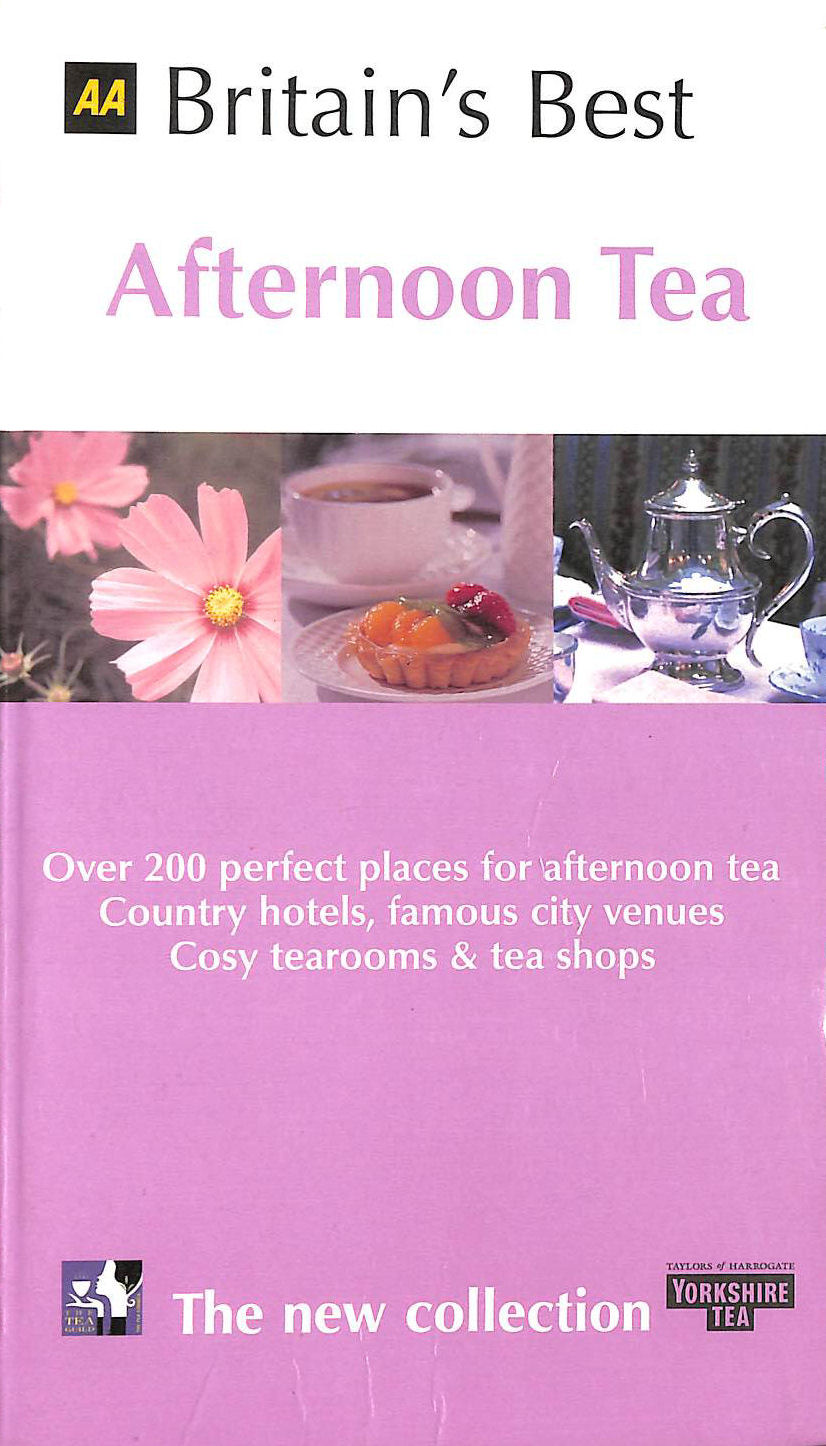 Image for AA Britain's Best Afternoon Tea