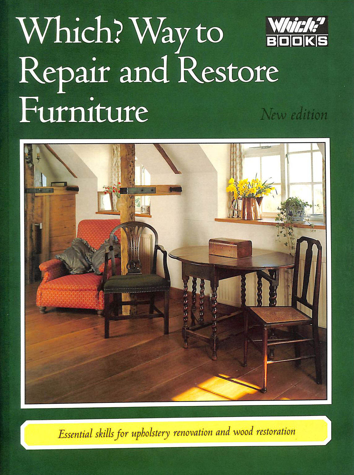 Image for Which? Way to Repair and Restore Furniture
