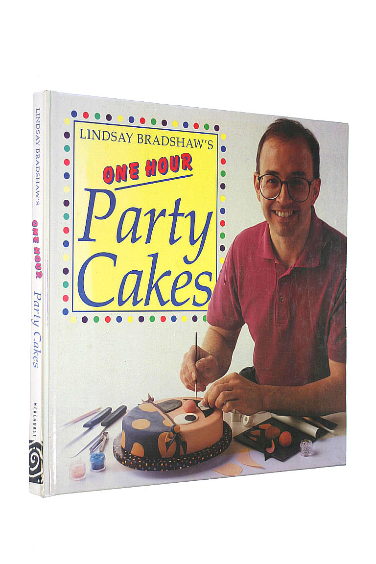 Image for Lindsay Bradshaw's One Hour Party Cakes