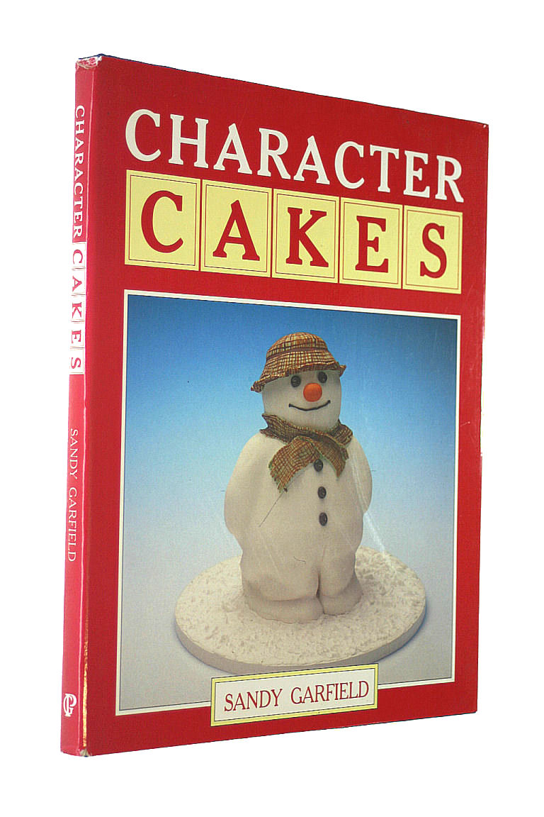 Image for Character Cakes