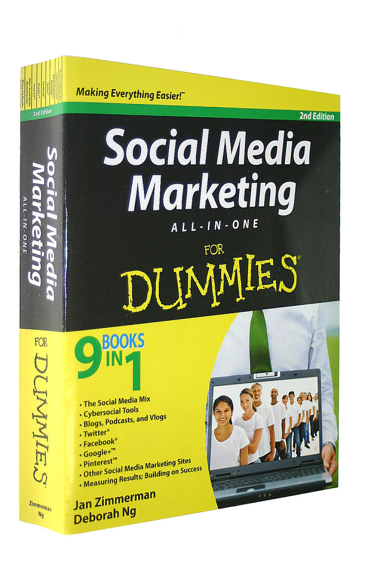 Image for Social Media Marketing All-in-One For Dummies
