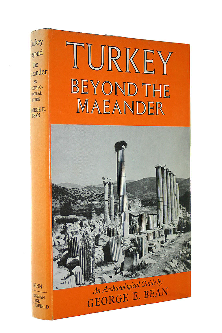 Image for Turkey Beyond the Maeander: An Archaeological Guide