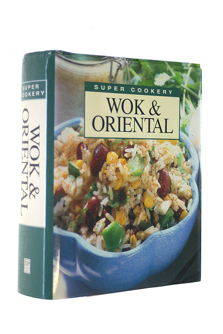 Image for Super Cookery: Wok and Oriental
