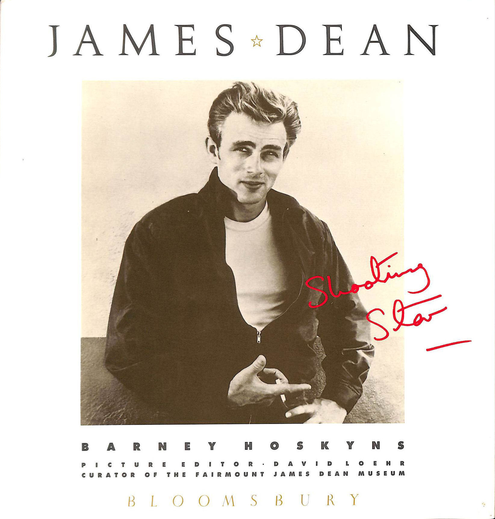 Image for James Dean: Shooting Star