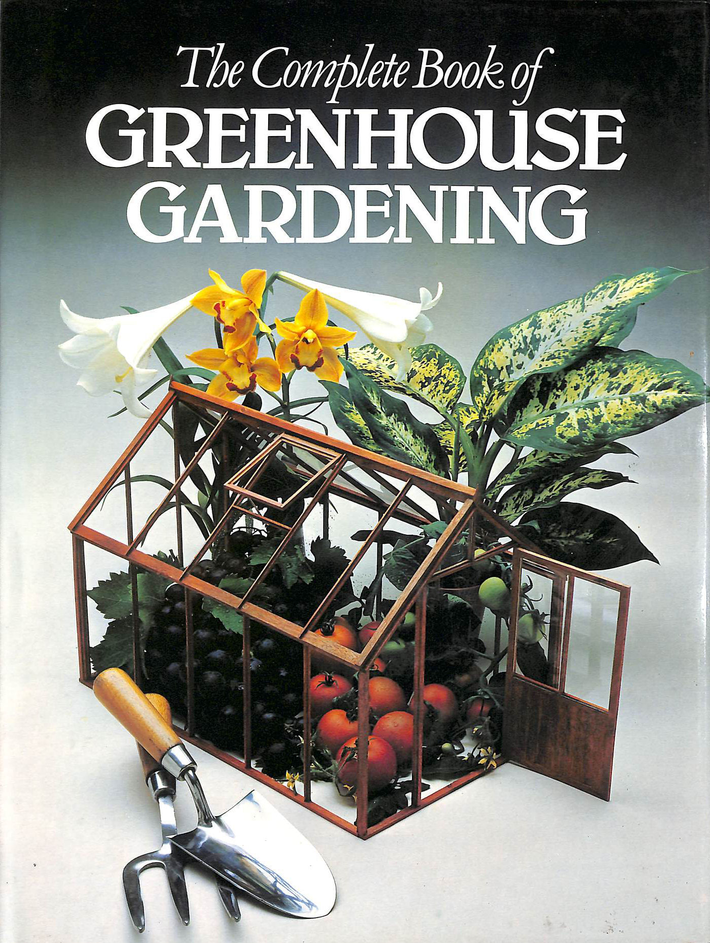 Image for Complete Book of Greenhouse Gardening