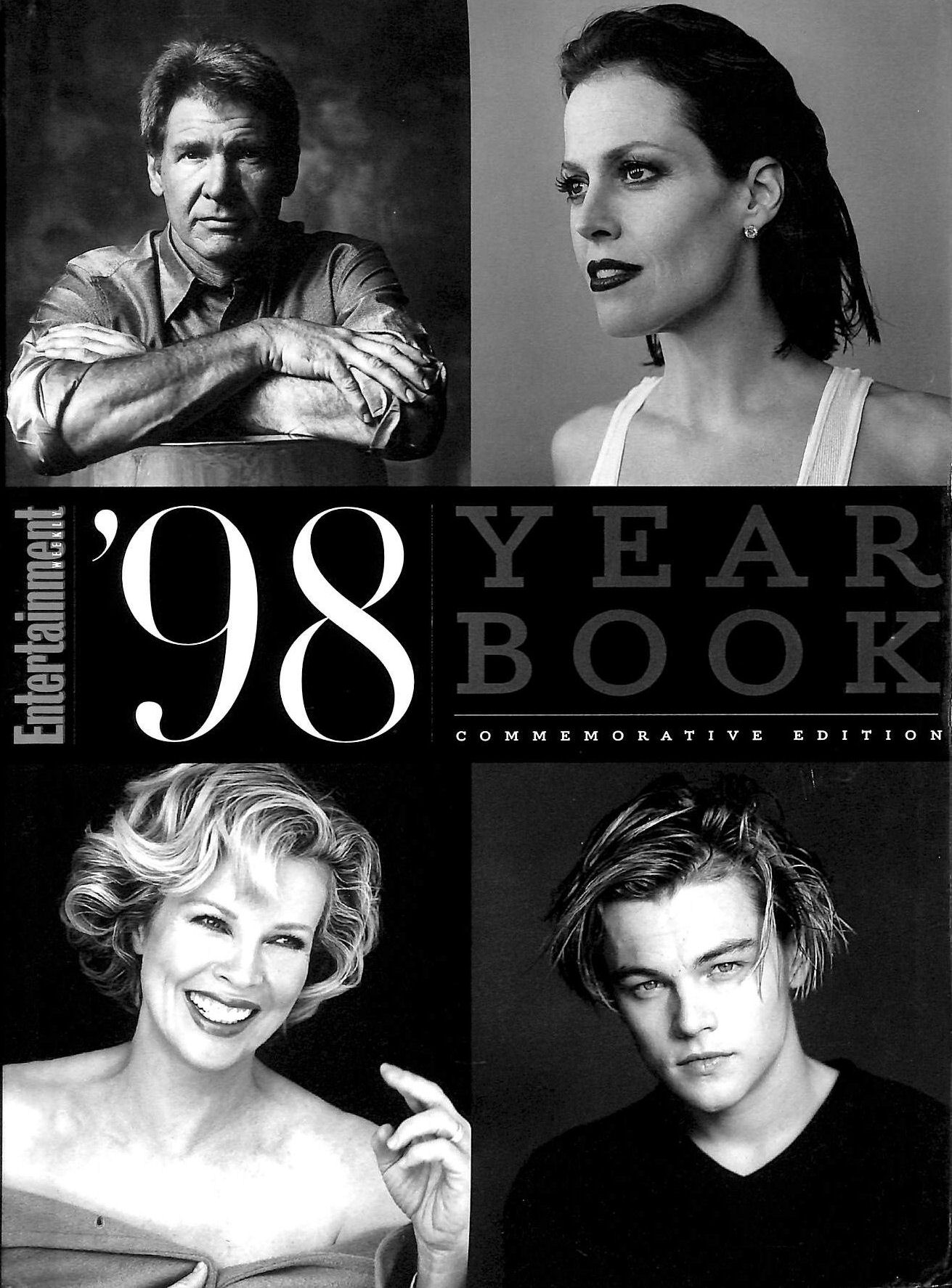 Image for Entertainment Weekly 1998 Yearbook (Entertainment Weekly Yearbook)