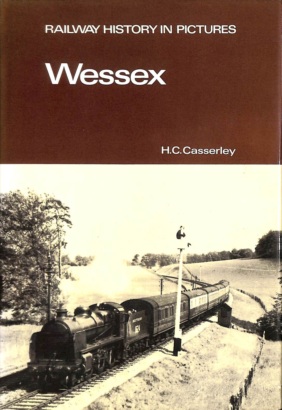 Image for Wessex (Railway History in Picture)