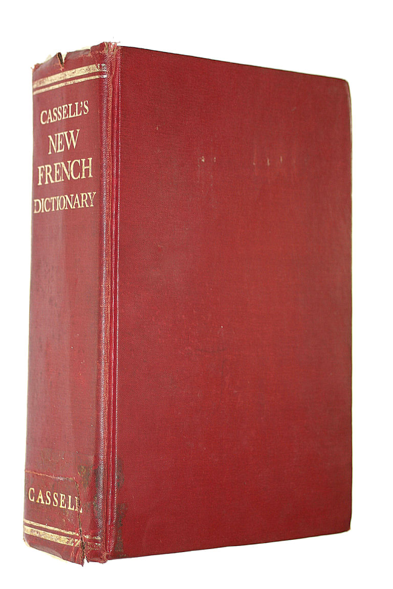 Image for Cassell's New French-English English-French Dictionary