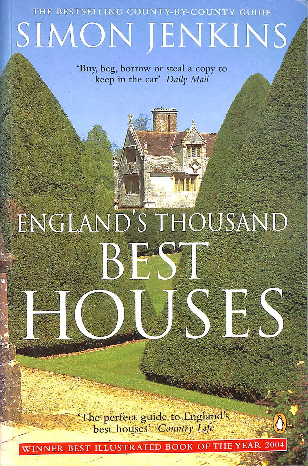 Image for England's Thousand Best Houses