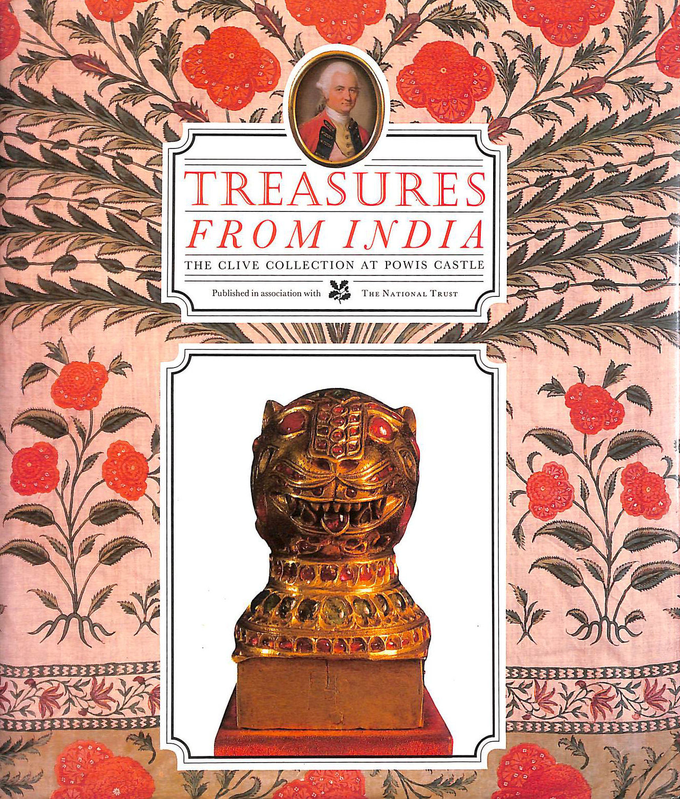 Image for Treasures from India (The Clive Collection at Powis Castle)
