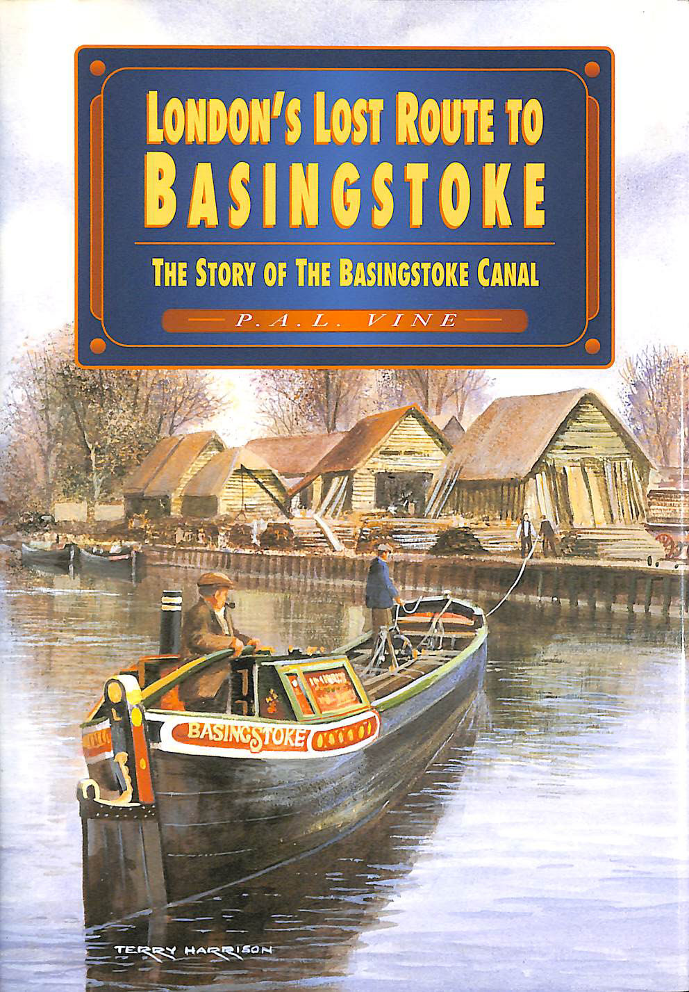Image for London's Lost Route to Basingstoke: Story of the Basingstoke Canal (Canal History)