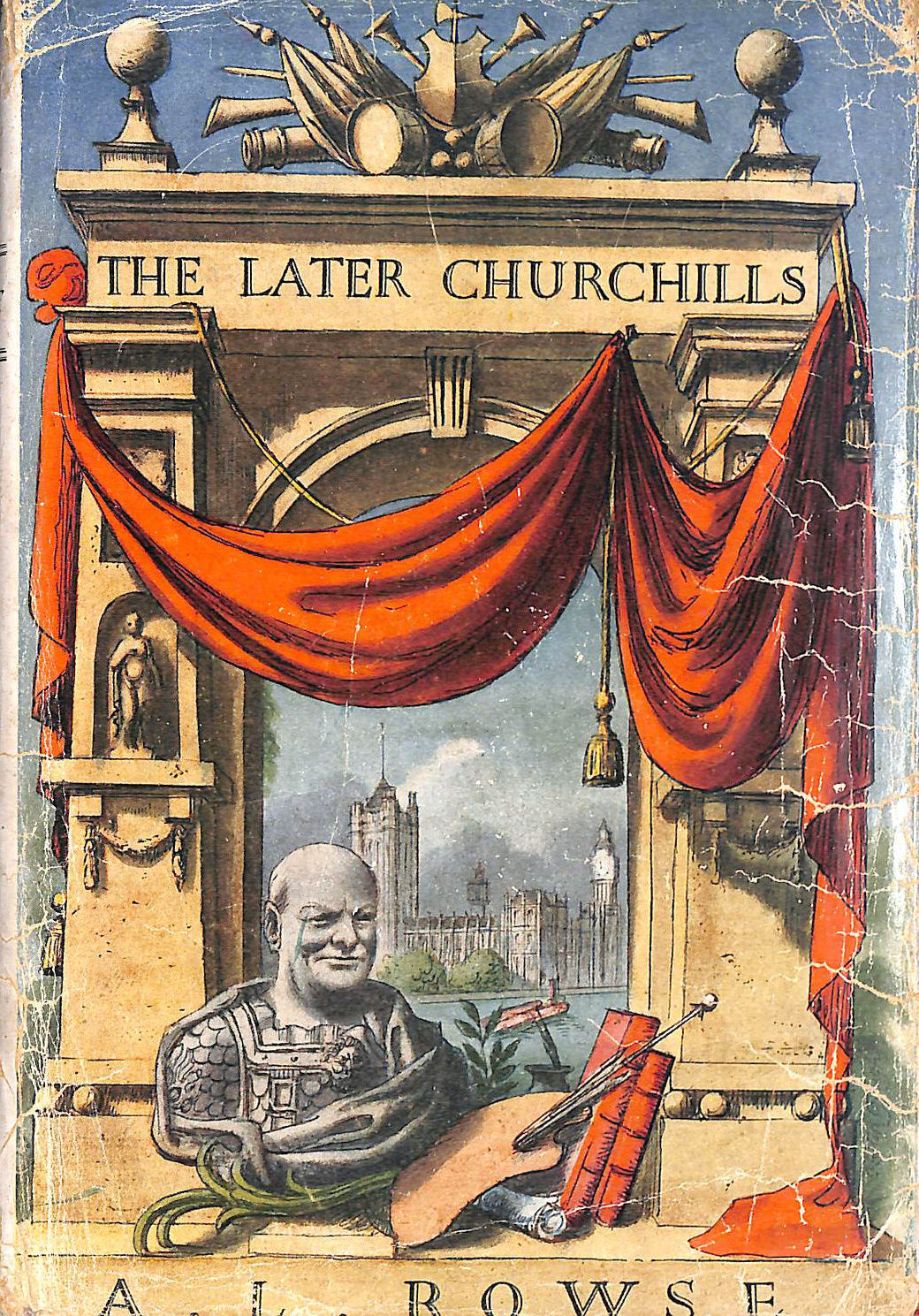 Image for The Later Churchills