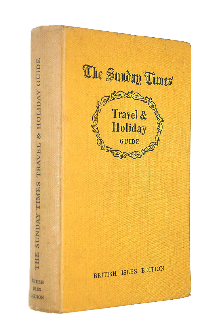Image for The Sunday Times' Travel and Holiday Guide. British Isles Edition.