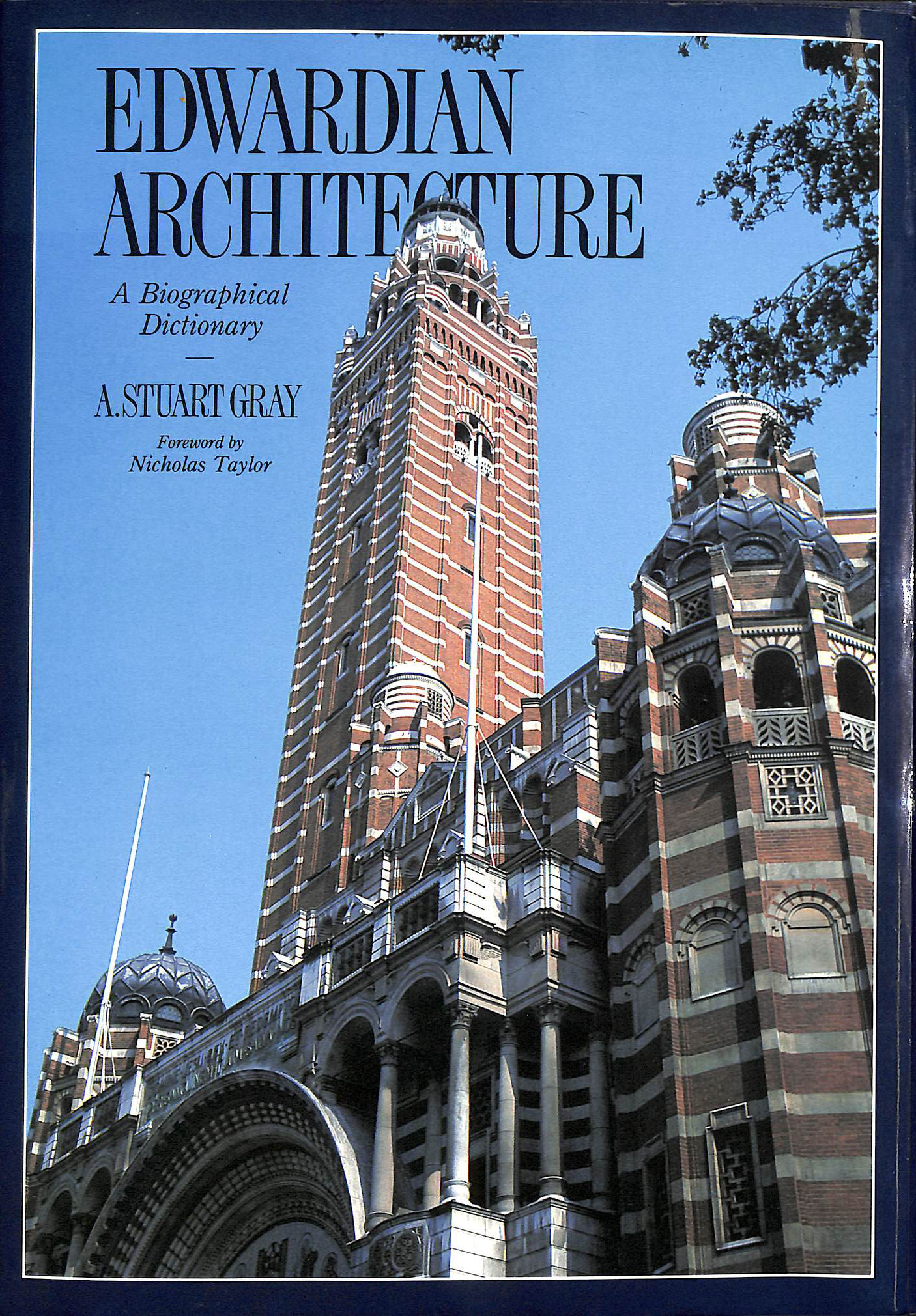 Image for Edwardian Architecture: A Biographical Dictionary