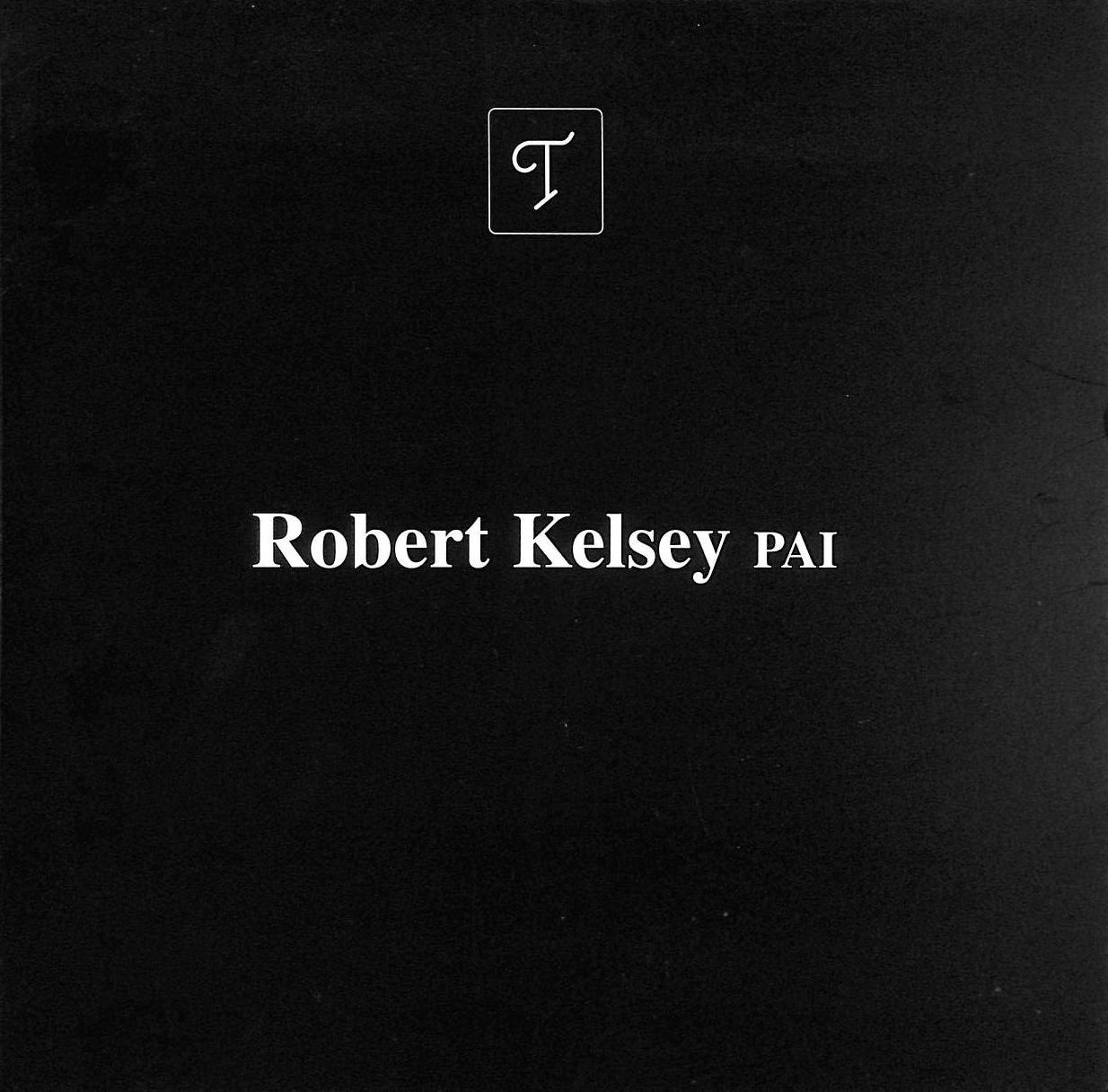 Image for Robert Kelsey PAI Exhibition