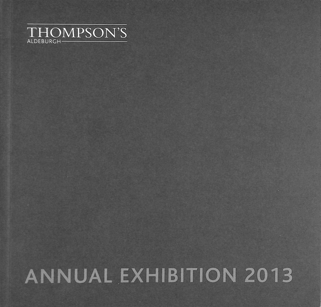 Image for Annual Exhibition 2013