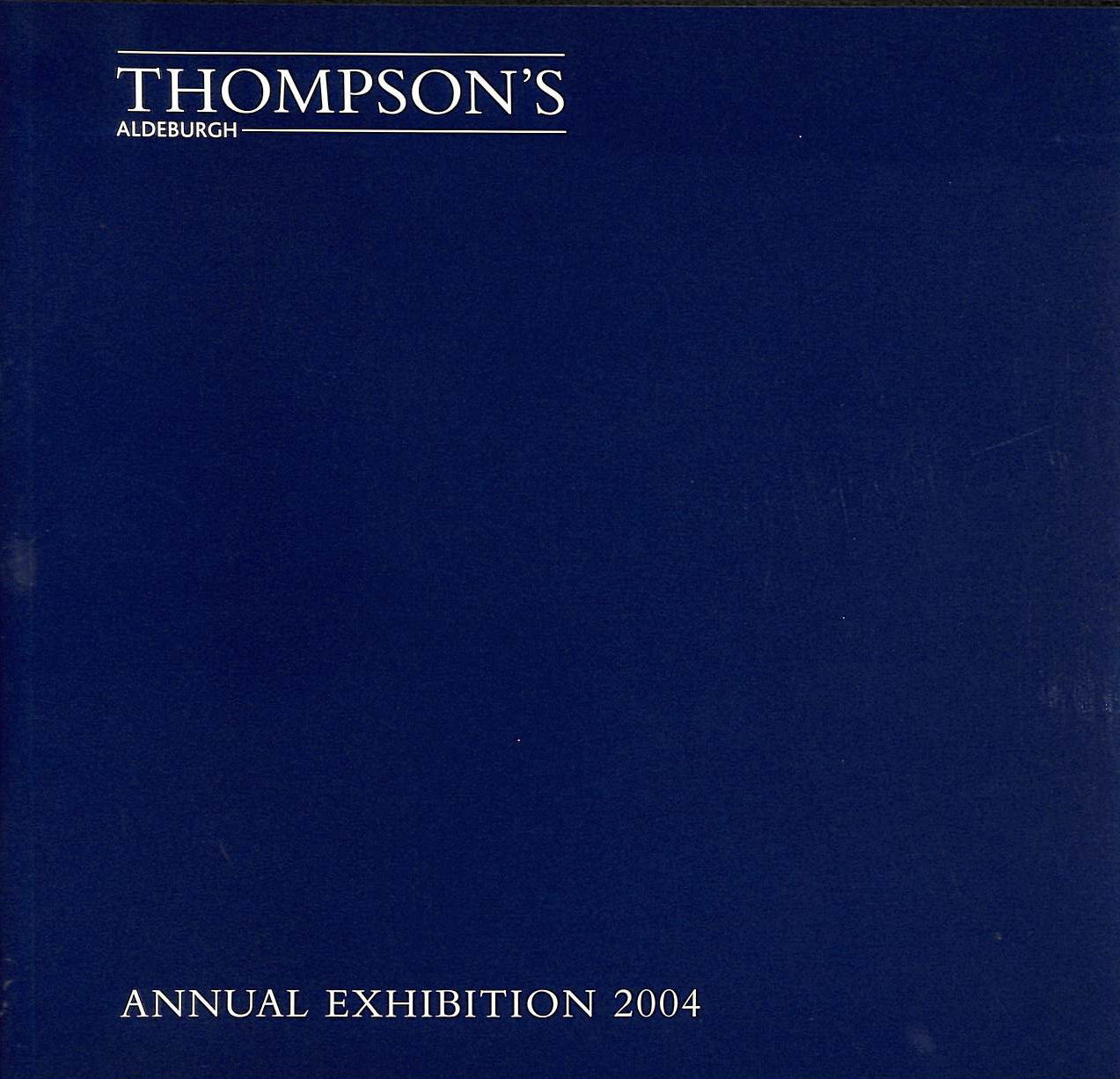 Image for Annual Exhibition 2004