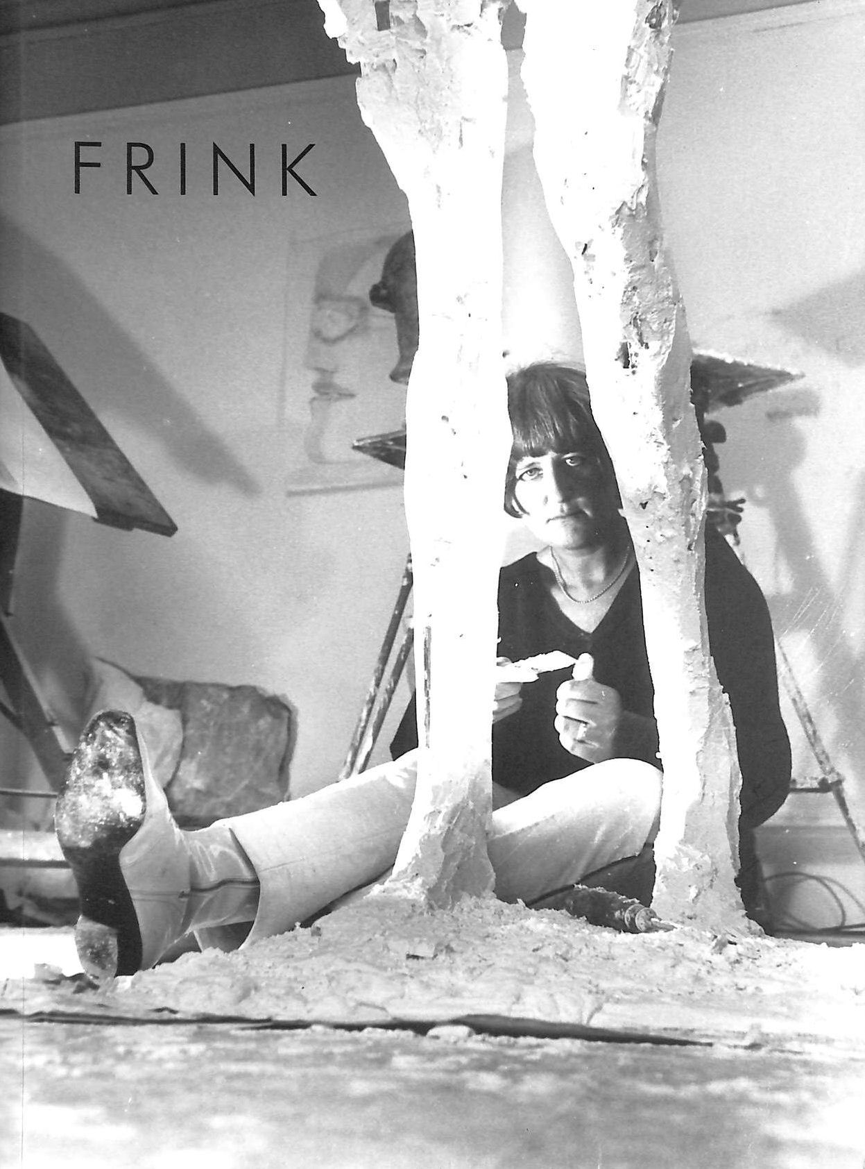 Elisabeth Frink Beaux Arts 21 May - 20 June 2015, Andrew Lambirth; Andrew Lambirth [Contributor]