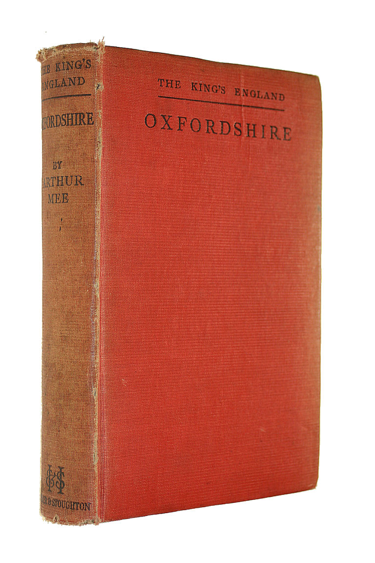 Image for The King's England: Oxfordshire County of Imperishable Fame
