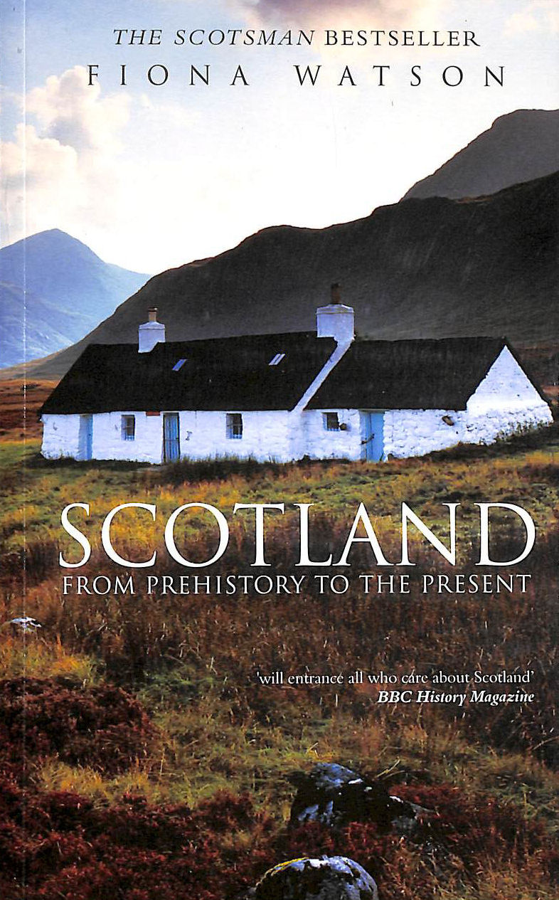 Image for Scotland from Pre-History to the Present