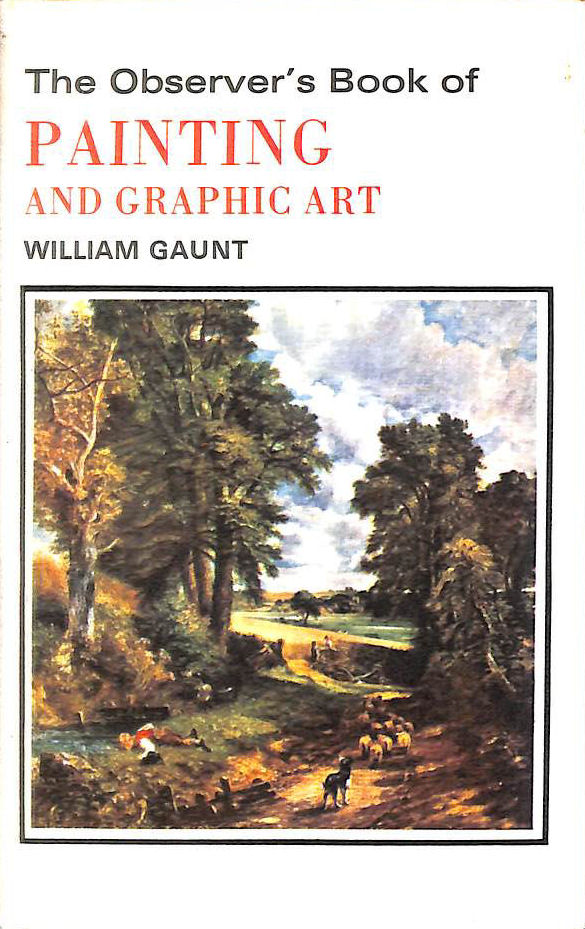 Image for The Observer's Book of Painting And Graphic Art (Observer's Pocket)