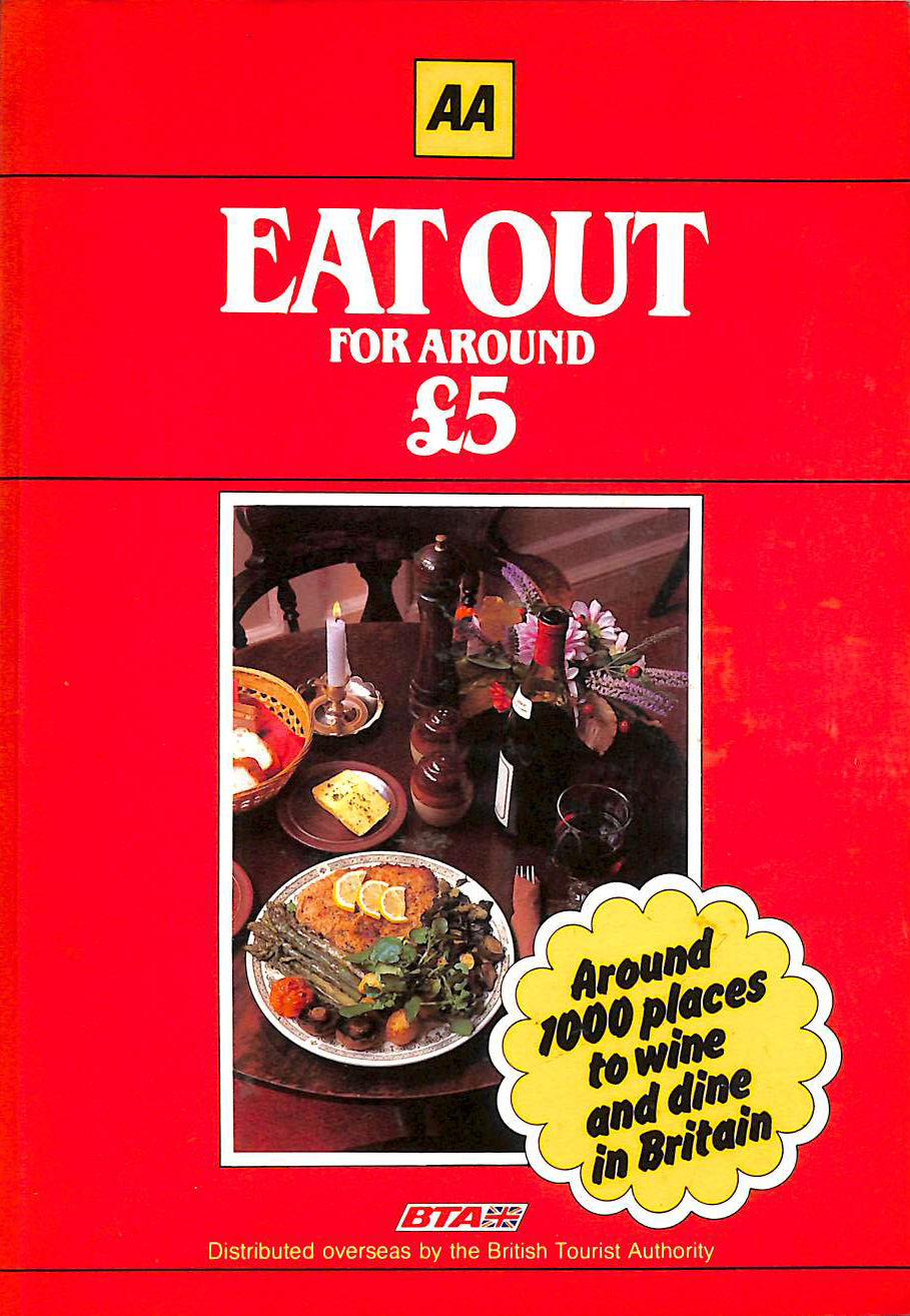 Image for Eat Out for Around Five Pounds 1983