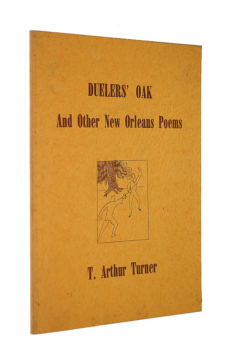 Image for Duelers' oak and other New Orleans poems