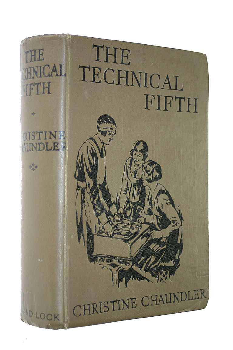 Image for The Technical Fifth : Girls' School Story