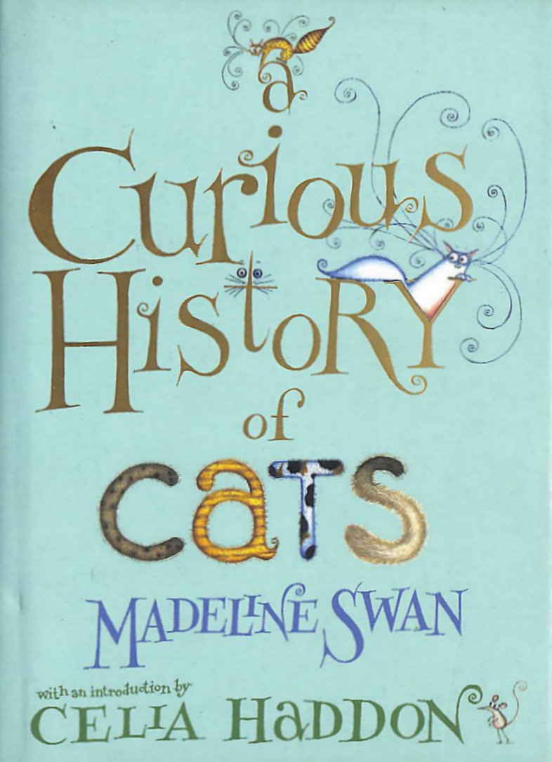 Image for A Curious History of Cats