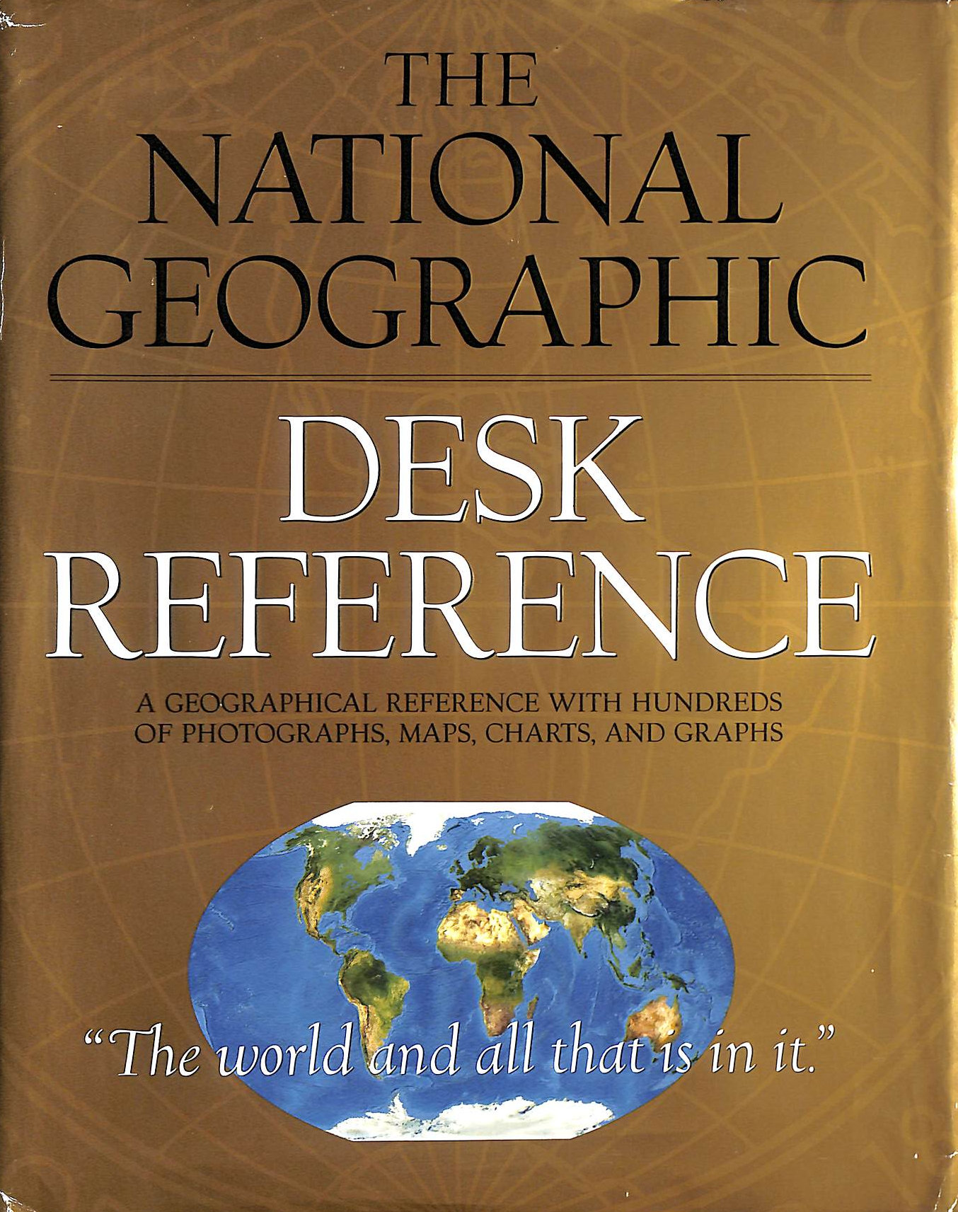Image for The National Geographic Desk Reference
