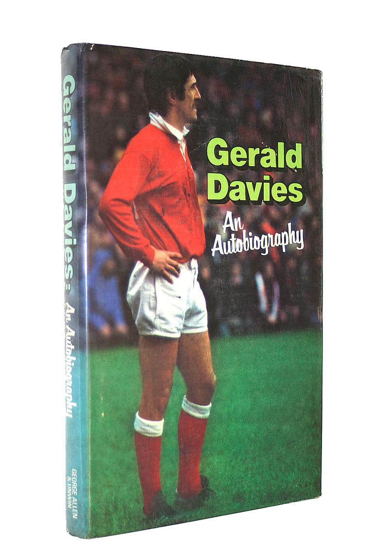 Image for Gerald Davies: An Autobiography