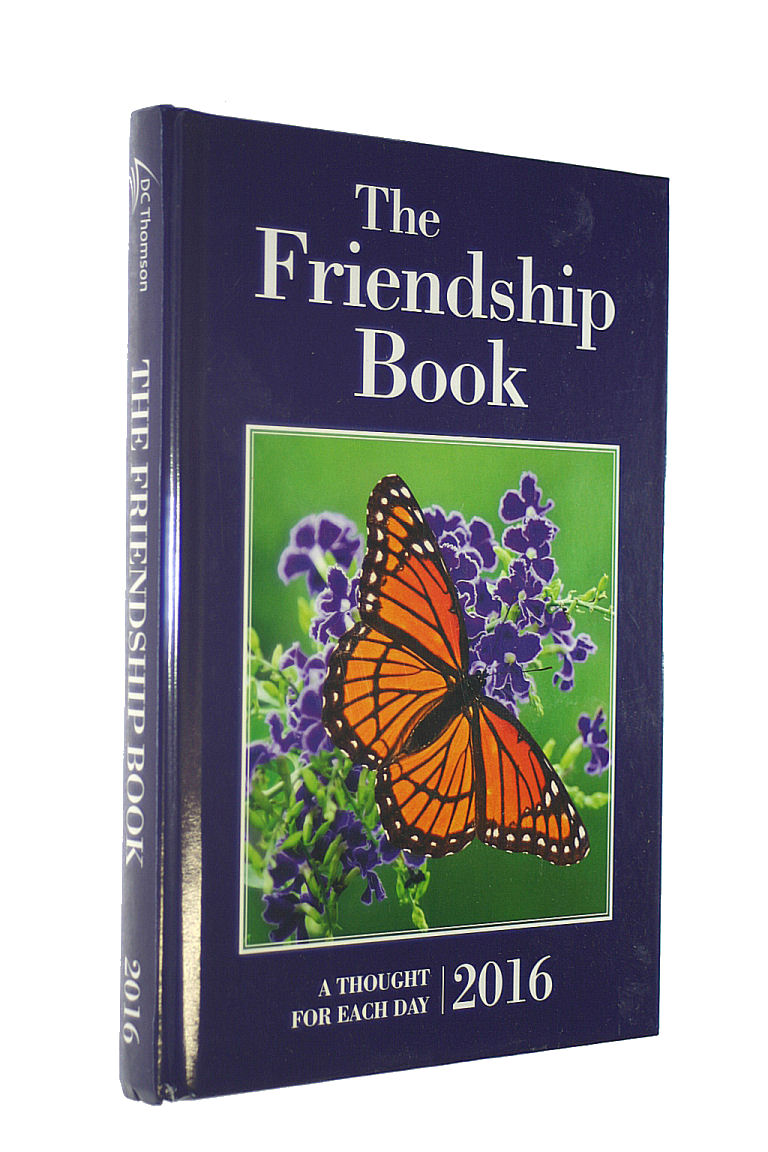Image for The Friendship Book 2016 (Annuals 2016)