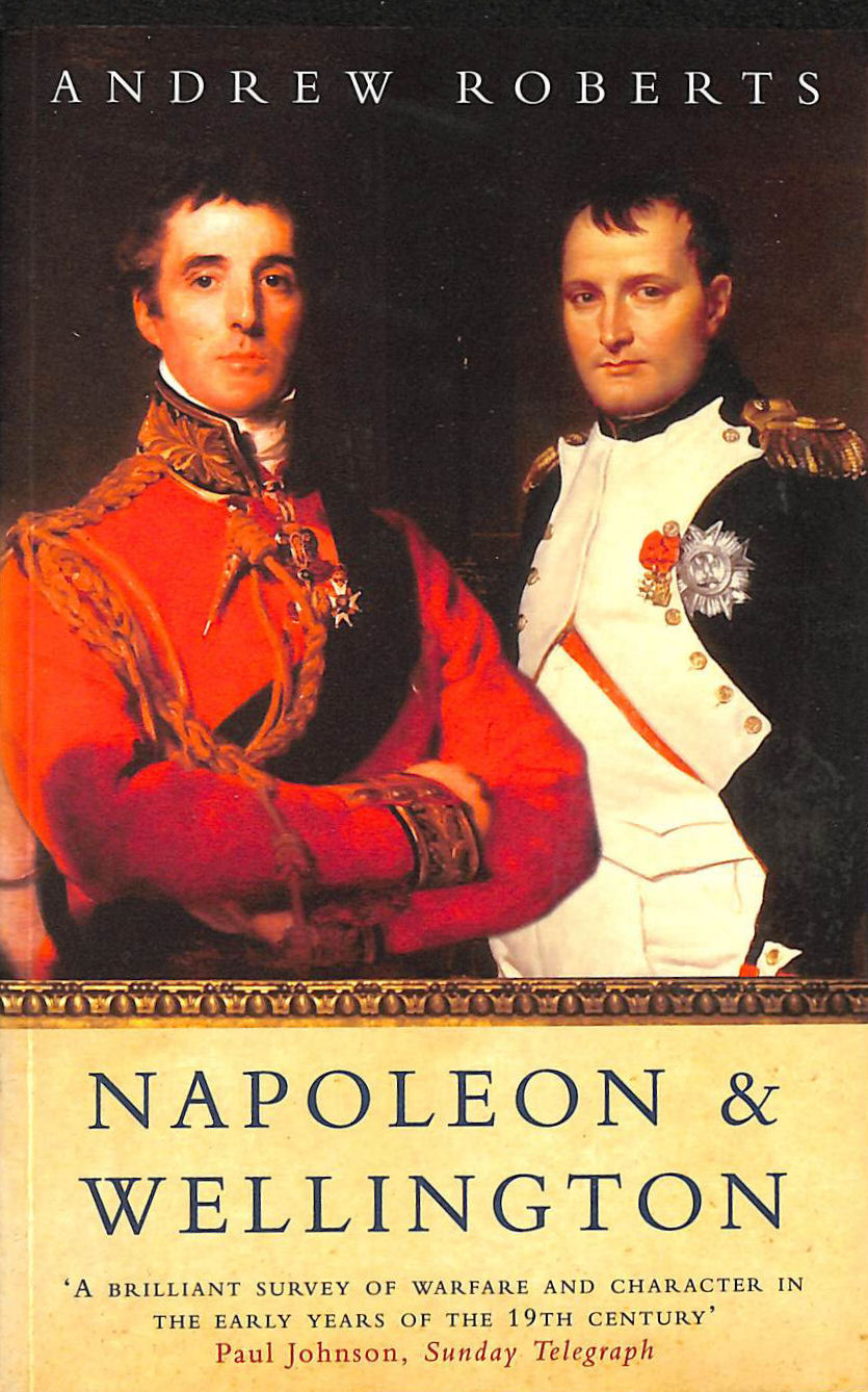 Image for Napoleon and Wellington: The Long Duel